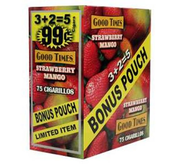 Good Times Pouches 5 For $0.99