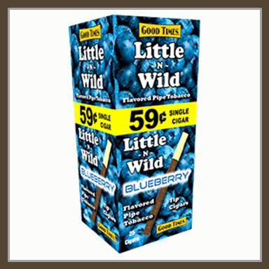 Good Times Little n Wild Cigars