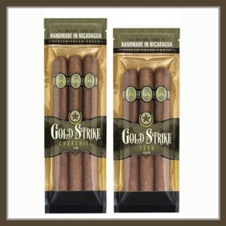 Gold Strike Cigars