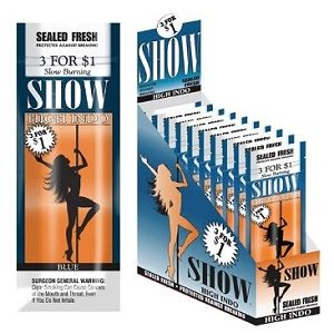 Show Cigarillos 3 For $1