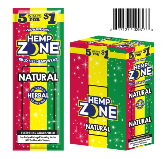 Hemp Zone Wraps